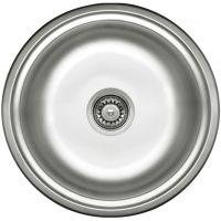 Deante Twist zlewozmywak stalowy 42 cm satyna ZHC0803
