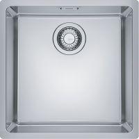 Franke Maris MRX 110-40 zlewozmywak stalowy 40x40 cm stal szczotkowana 122.0543.995