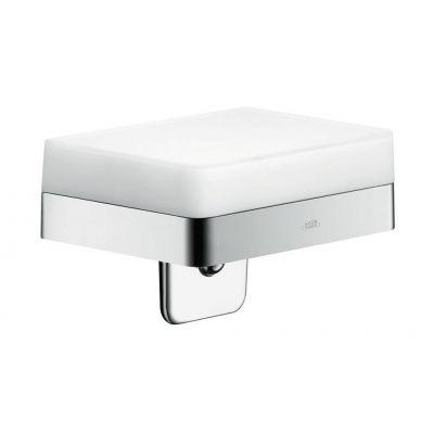 Axor Universal dozownik mydła w płynie z półką chrom 42819000