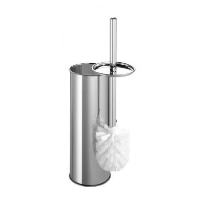 Bisk Niagara szczotka do WC wolnostojąca chrom 00176