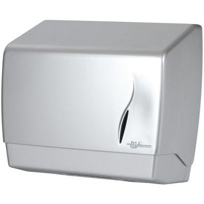 Bisk Masterline podajnik na listkowe ręczniki papierowe srebrny mat PL-P2 00398