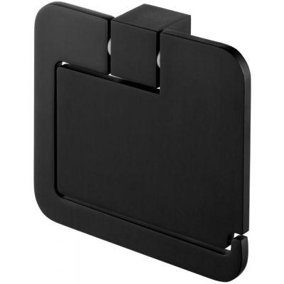 Bisk Futura black uchwyt na papier z klapką czarny 02961
