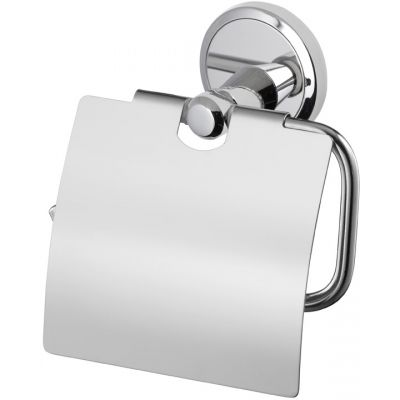 Bisk Seduction uchwyt WC z klapką chrom 03586