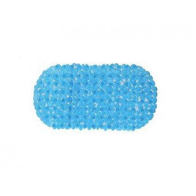 Bisk Mozaika mata antypoślizgowa 36x69 cm niebieska 70955
