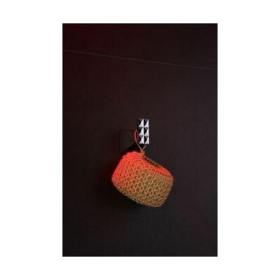 Art Platino Panama wieszak pojedynczy chrom PAN-86030