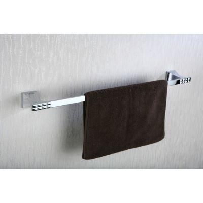 Art Platino Panama wieszak na ręczniki pojedynczy chrom PAN-86020