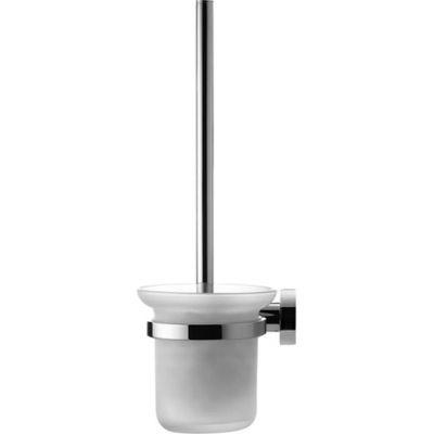 Duravit D-Code szczotka toaletowa ścienna szkło/chrom 0099271000