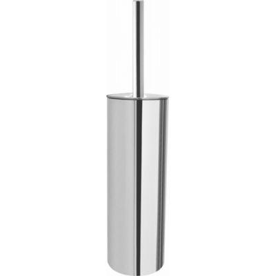 Duravit D-Code szczotka toaletowa stojąca chrom 0099281000