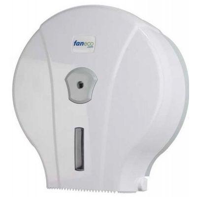 Faneco Pop S podajnik na papier toaletowy biały/szary  J18PGWG