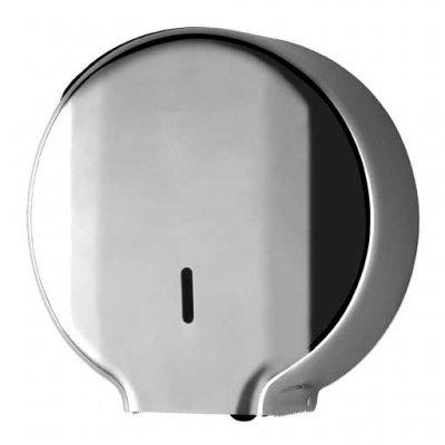 Faneco Evo pojemnik na papier toaletowy Jumbo stal nierdzewna połysk LCO0207I
