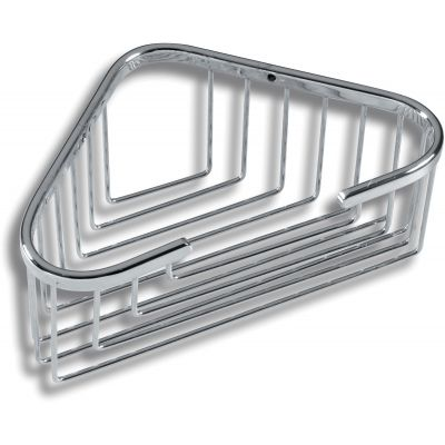 Ferro Metalia koszyk łazienkowy narożny chrom 6064.0