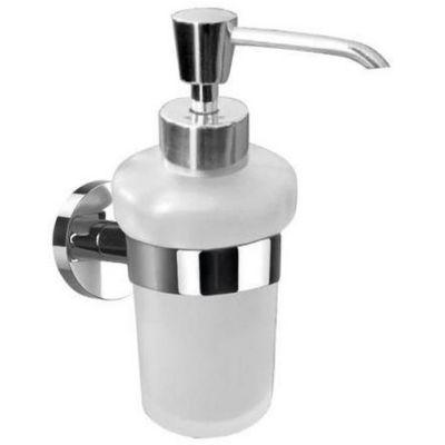 Ferro Grace dozownik do mydła wiszący chrom AC34