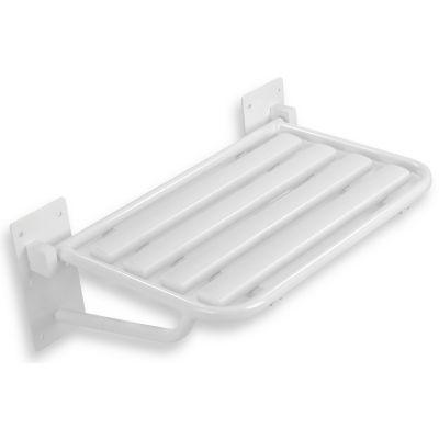 Ferro Metalia Help siedzisko prysznicowe składane białe R6699.11