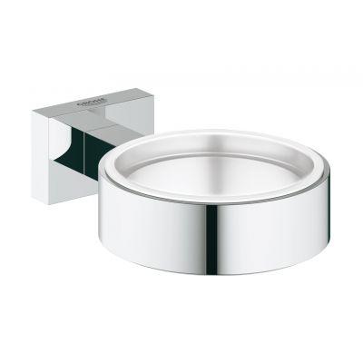 Grohe Essentials Cube uchwyt do akcesoriów chrom 40508001