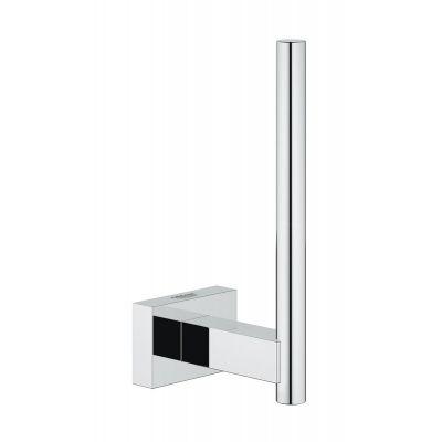 Grohe Essentials Cube uchwyt na papier toaletowy zapasowy chrom 40623001