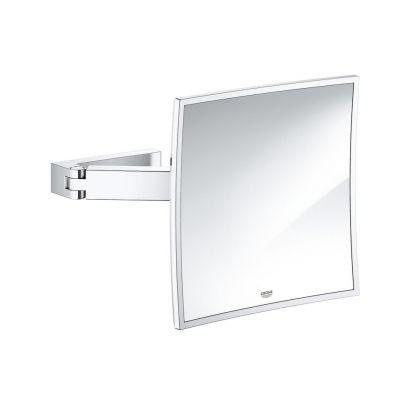 Grohe Selection Cube lusterko kosmetyczne ścienne chrom 40808000