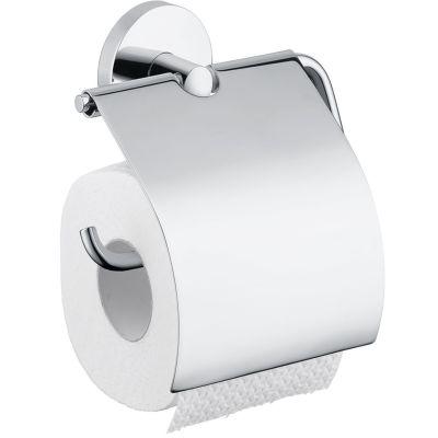 Hansgrohe Logis uchwyt na papier toaletowy ścienny chrom 40523000
