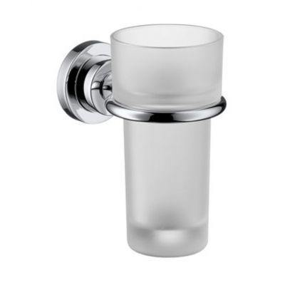 Axor Citterio kubek do mycia zębów ścienny szkło/chrom 41734000