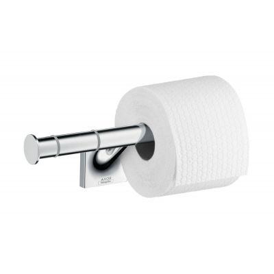 Axor Starck Organic uchwyt na papier toaletowy ścienny chrom 42736000