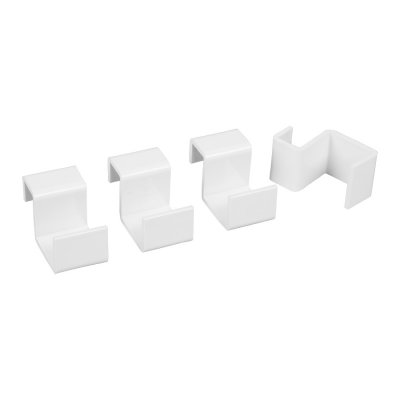 Instal Projekt HS3 wieszak grzejnikowy biały 4HS3-0C1