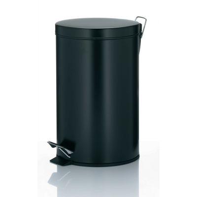 Kela Kilian kosz na śmieci 12 litrów czarny KE-10931