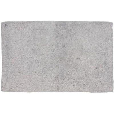 Kela Ladessa Uni dywanik łazienkowy 65x55 cm jasnoszary KE-20434