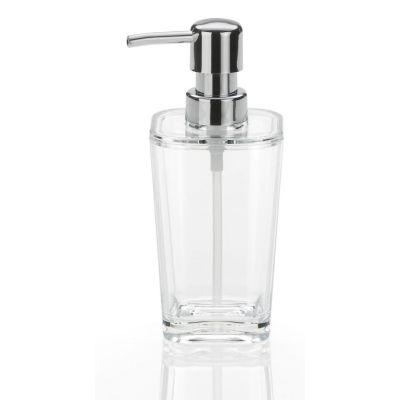 Kela Kristall dozownik do mydła 350 ml przezroczysty 21902
