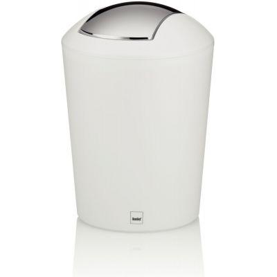 Kela Marta kosz na śmieci 1,7 litra biały KE-22271
