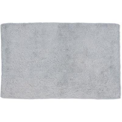 Kela Ladessa Uni dywanik łazienkowy 100x60 cm jasnoszary KE-22467