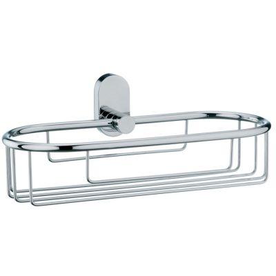 Kela Lucido półka metalowa koszyk 26 cm stal KE-22689