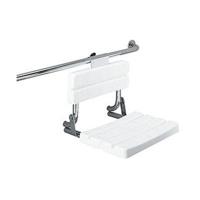 Koło Lehnen Funktion siedzisko prysznicowe uchylne z oparciem L1223100