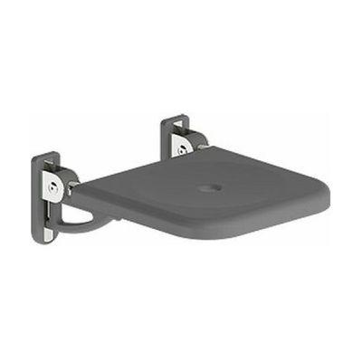 Koło Lehnen Concept Pro siedzisko prysznicowe uchylne antracyt L62001000