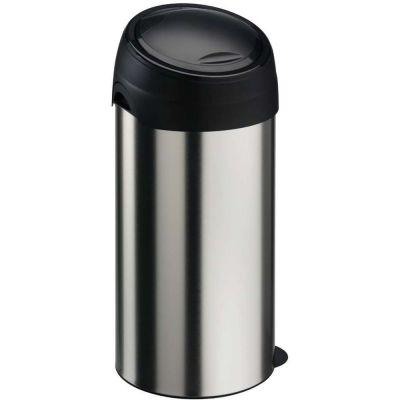 Meliconi Soft Touch kosz na śmieci 60 litrów stal nierdzewna 14430500006BD