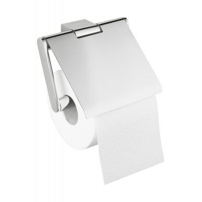 Oltens Vernal uchwyt na papier toaletowy chrom 81107100