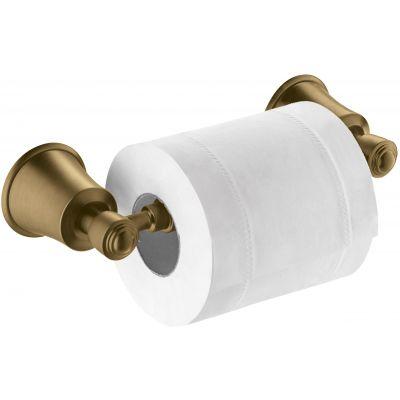 Omnires Art Line uchwyt na papier toaletowy brąz antyczny AL53510BR