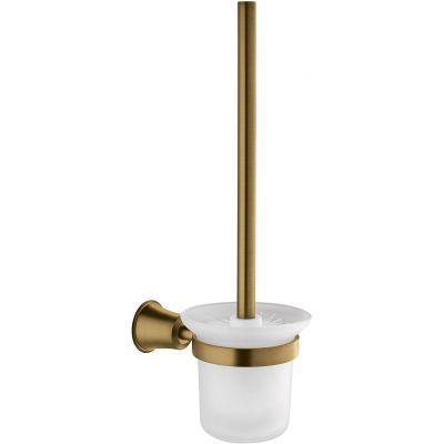 Omnires Art Line szczotka toaletowa wisząca brąz antyczny AL53620BR