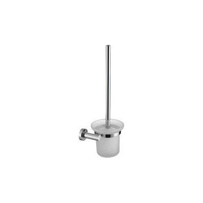 Omnires Modern Project szczotka toaletowa wisząca chrom MP60620CR