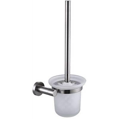 Omnires Modern Project szczotka toaletowa wisząca nikiel MP60620NI