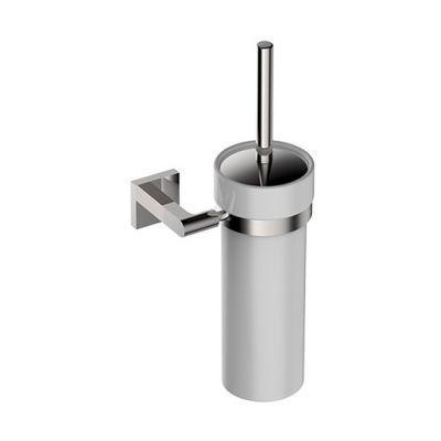 Omnires Tyber szczotka toaletowa ścienna chrom TB50620