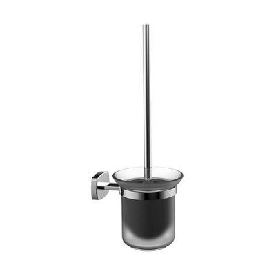 Omnires Trent szczotka toaletowa wisząca chrom TR55620CR