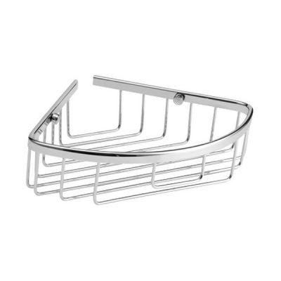 Omnires Uni koszyk prysznicowy narożny chrom UN3503CR
