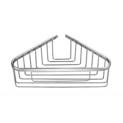 Omnires Uni koszyk prysznicowy narożny chrom UN3614CR
