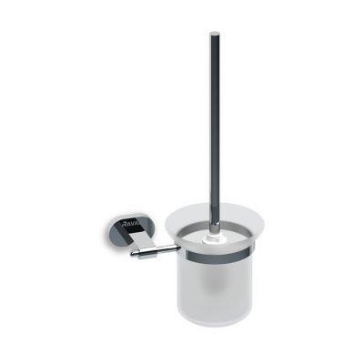 Ravak Chrome CR 410 szczotka do WC wisząca chrom X07P196