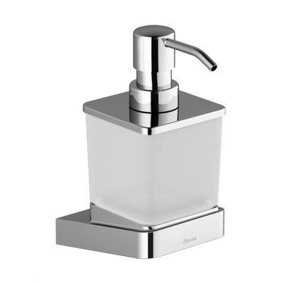Ravak 10° TD 231 dozownik do mydła z uchwytem chrom X07P323