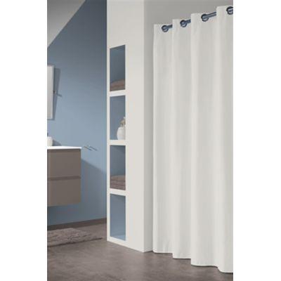 Sealskin Coloris zasłona prysznicowa 180x200 cm biała 232211310