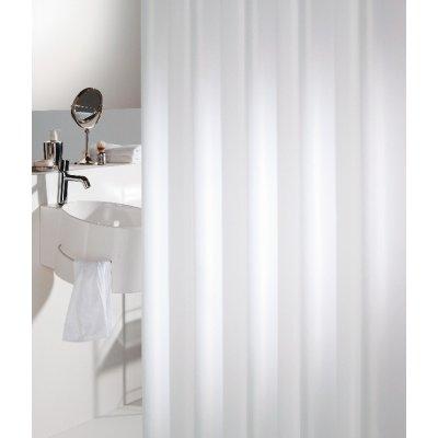 Sealskin Madeira zasłona prysznicowa tekstylna 180 cm biała 238501310