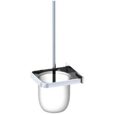 Steinberg szczotka toaletowa wisząca szkło/chrom 4502901