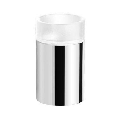Stella Soul szklanka nablatowa w obudowie chrom 06.414