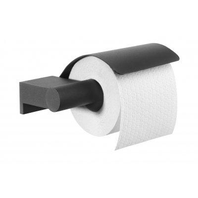 Tiger Bold pojemnik na papier toaletowy czerń 2891.07
