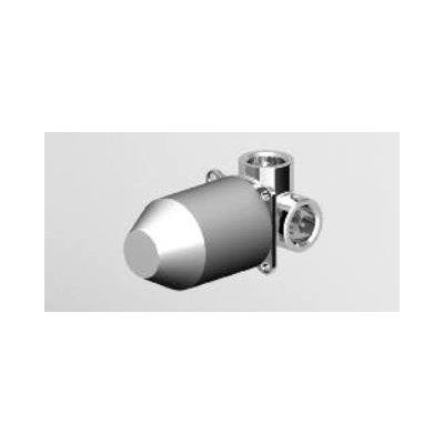 Zucchetti element podtynkowy chrom R99499